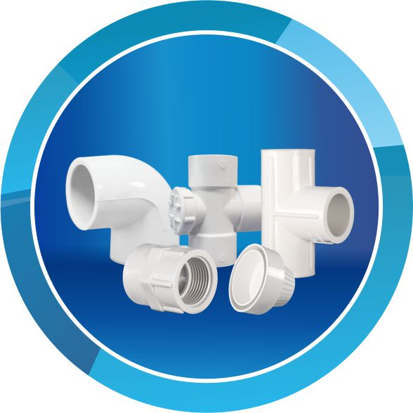 uPVC Pasting Fittings